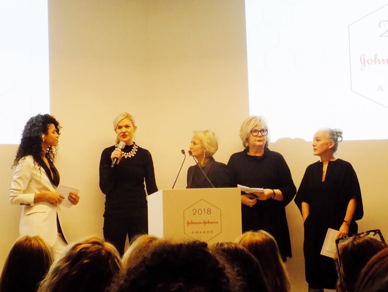 Johnson & Johnson Beauty Journalism Awards