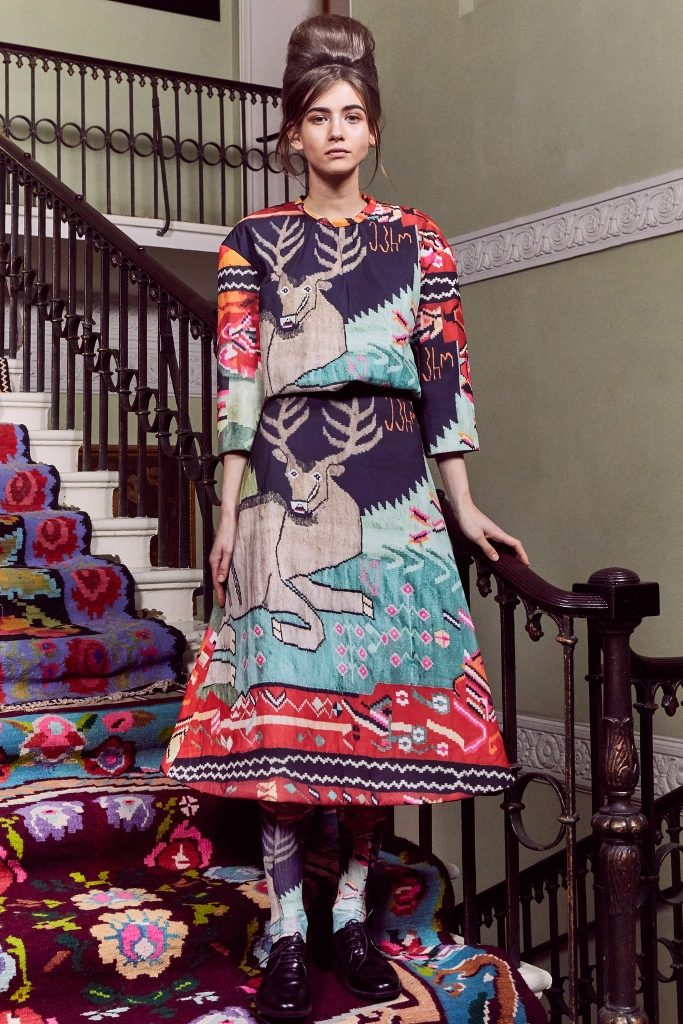 Tata Naka London Fashion Week